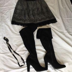 Dresses & Skirts - Sweet or sassy skirt